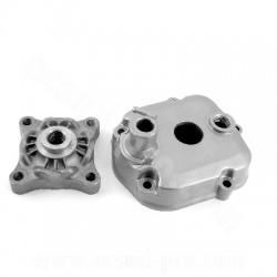 Головка цилиндра TNT для Aprilia, Derbi, Gilera 50 (D50B0), Cylinder Head 038617A (CM1519024)