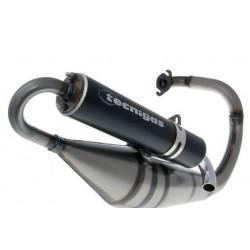 Труба выхлопная Tecnigas для scooter Minarelli - Yamaha Vertical 50, 2t, Exhaust 061837621