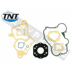 Прокладки двигателя TNT Derbi Engine EBE/ EBS050, Gasket Set Complete   072020