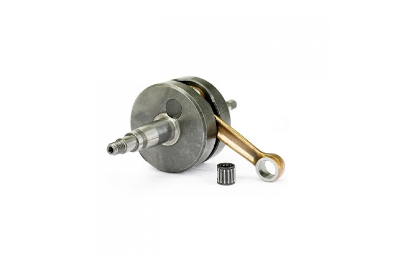 Коленвал TNT Racing Pin Ø12 Derbi EBE050, Crankshaft 090705A