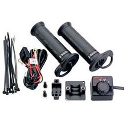 Подогрев ручек для квадроциклов ATV, Quadro, диаметр руля 22мм, Heated Grips Set 10032053