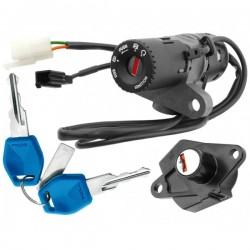Замки moto Aprilia Mana 850, Contact Lock Kit, Vicma 10877