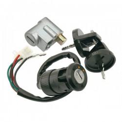 Замки ATV Derbi DXR Quad 200-250, Contact Lock Kit, Vicma 10928