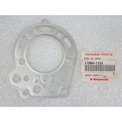 Покладка головки блока цилиндра оригинал Kawasaki KX125, Gasket-head t=0,26 11004-1235