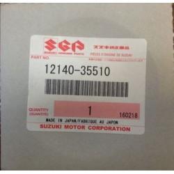 Кольца поршневые оригинал Suzuki Address V 100, Piston ring (52.5) 12140-35510
