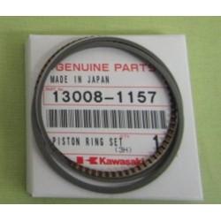 Кольца поршневые оригинал Kawasaki, Piston ring STD 13008-1157