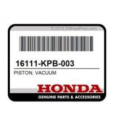 Вакуумный поршень карбюратора оригинал Honda, Piston, vacuum 16111-KPB-003