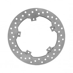 Диск тормозной задний RMS для Peugeot Geopolis 300, Rear Brake Disc 225162570 (769432)
