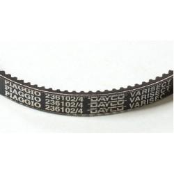 Ремень вариатора оригинал Piaggio Vespa PK 50 Plurimatic, belt 236102