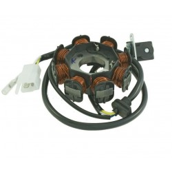 Генератор scooter Kymco Agility 125 4T Euro3. Stator Assy, RMS 246350162
