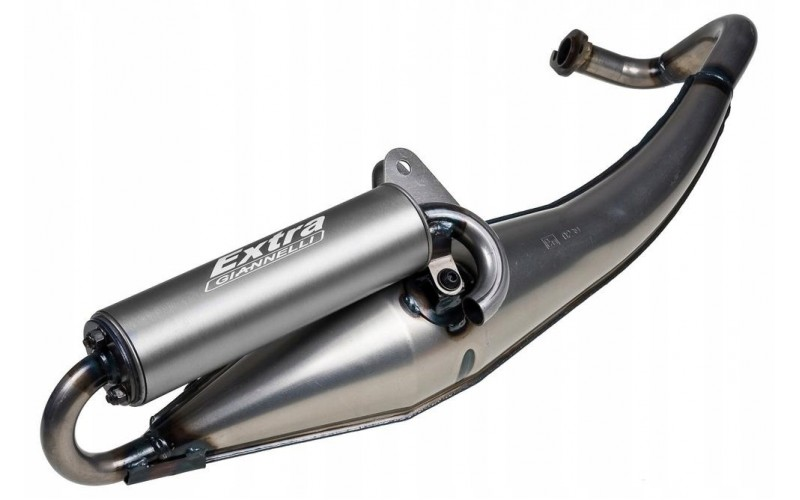Выхлопная труба в сборе Giannelli для Extra V2 Agility '10-'13/Super8 '07-'13/Jet Euro 50 2T, Full system 31619P2