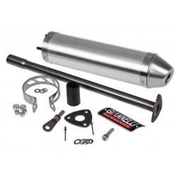 Глушитель трубы Giannelli для Derbi GPR50, Aprilia RS, Aluminium silencer 33647HF