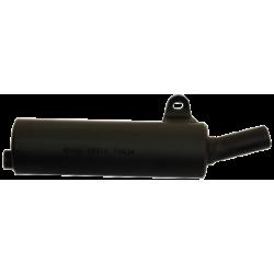 Глушитель трубы Giannelli для Enduro Yamaha DT50R, steel silencer 34030