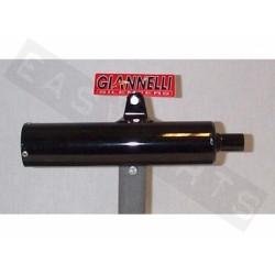 Глушитель трубы Giannelli для Enduro Suzuki TSX50, steel silencer 34037