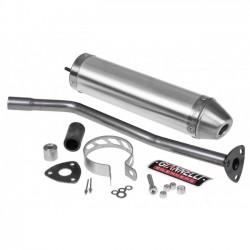 Глушитель трубы Giannelli для Aprilia RX-SX50, Aluminium silencer 34645HF
