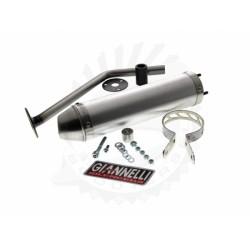Глушитель трубы Giannelli для Enduro Yamaha DT50R, Aluminium silencer 34679HF