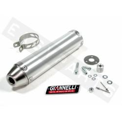 Глушитель трубы Giannelli для Enduro Derbi Senda X-Race/ X-Treme, Aluminium silencer 34683HF