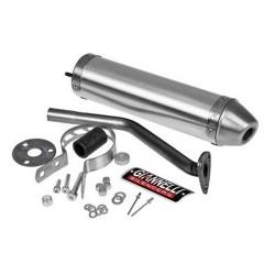 Глушитель трубы Giannelli для Enduro Beta RR Enduro-Motard, Aluminium silencer 34691HF