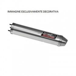 Глушитель трубы Giannelli для Enduro Fantic Motard TX50 E4, Aluminium silencer 34697HF
