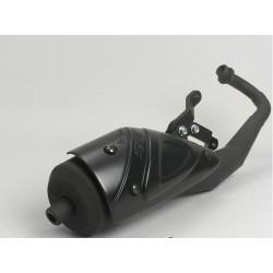 Труба выхлопная LeoVince SP3 для scooter Minarelli/Yamaha 50, 2t, vertical, Exhaust 4149