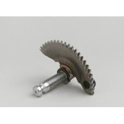 Сектор заводной оригинал, Piaggio 125-180 cc 2t, Kickstart Shaft Original 434087