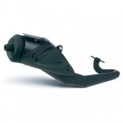 Труба выхлопная LeoVince SP3 для scooter Minarelli/Yamaha 50, 2t, Exhaust 4438
