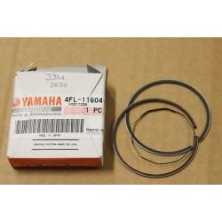 Кольца поршневые оригинал Yamaha DT 125, piston rings 4FL-11604-00-00