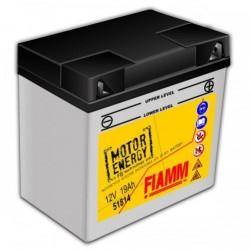 Аккумуляторная батарея Fiamm Motor Energy AGM Technology 51814, 12V 19Ah R +