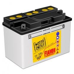 Аккумуляторная батарея Fiamm Motor Energy AGM Technology 53211, 12V 32AH R +