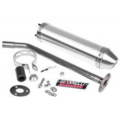 Глушитель трубы Giannelli для Enduro Aprilia MX125, Aluminium silencer 54602HF