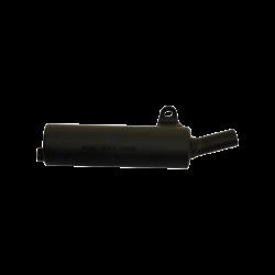 Глушитель трубы Giannelli для Enduro Yamaha DT80 H2O 2T '82-'85, steel silencer 54911