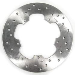 Диск тормозной задний оригинал Piaggio  Brake Disk 56498R