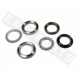 Подшипники рулевой колонки Buzzetti для Aprilia Habana/ Sonic/ SR 125-150, Complete steering set 6025