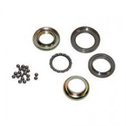 Подшипники рулевой колонки Buzzetti для Kymco Agility 50-150, Complete steering set 6042