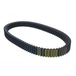 Ремень вариатора Malossi для Aprilia, Gilera, Piaggio 800, 850 belt Kevlar 6115126 (845010)