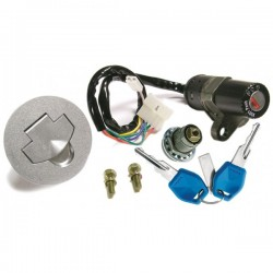 Замки moto Aprilia 50-125, Contact Lock Kit, Vicma 6522