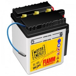 Аккумуляторная батарея Fiamm Motor Energy AGM Technology 6N4-2A-4, 6В 4Ah R +