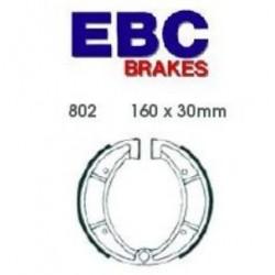 Колодки тормозные EBC 802G