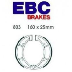 Колодки тормозные EBC 803G