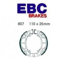 Колодки тормозные EBC 807