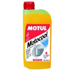 MOTUL охлаждающая жидкость 818601 / MOTOCOOL EXPERT -25 (1L)