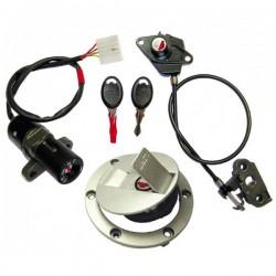 Замки moto Aprilia Tuono/Rsv 1000, Contact Lock Kit, Vicma 8364