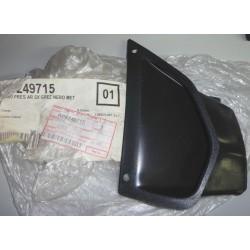 Воздухозаборник левый (чорный мет.) оригинал Aprilia AP8249715