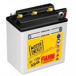 Аккумуляторная батарея Fiamm Motor Energy AGM Technology B38-6A 6V 13Ah R +