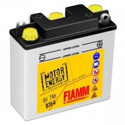 Аккумуляторная батарея Fiamm Motor Energy AGM Technology B39-6, 6V 7Ah R +