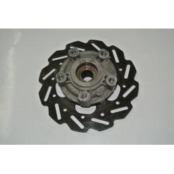 Ступица заднего колеса с диском, БУ, для Двигателя Piaggio 50 LC Hyper 2