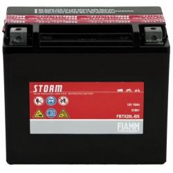 Аккумуляторная батарея Fiamm FBTX20L-BS
