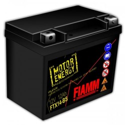 Аккумуляторная батарея Fiamm FTX14-BS