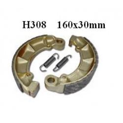 Колодки тормозные EBC H308