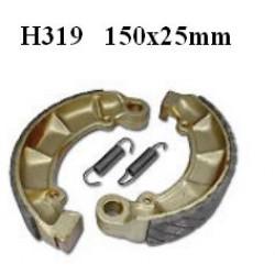Колодки тормозные EBC H319